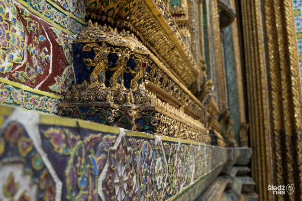 Wat Pho, czyli słynna świątynia leżącego Buddy