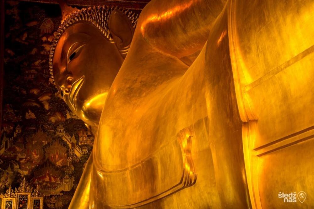 Wat Pho - słynna świątynia leżącego Buddy