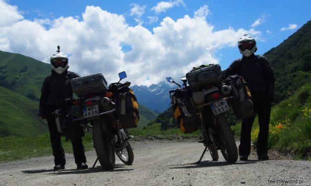 FeelTheWorld – wyprawa dookoła świata na motocyklach