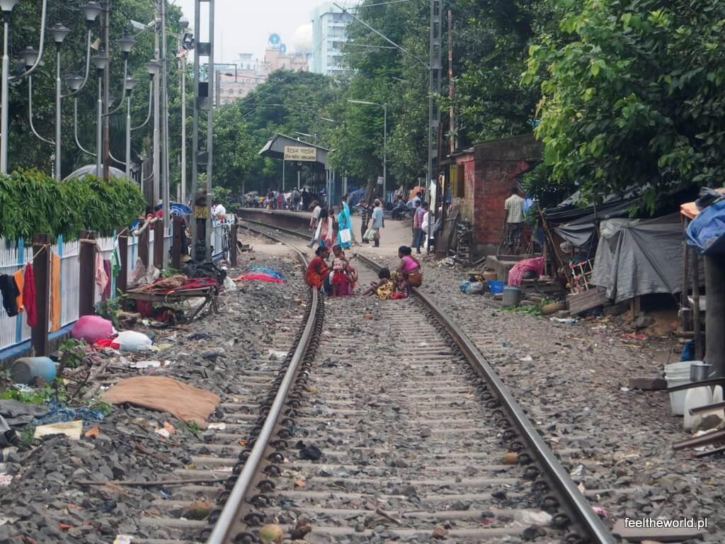 Indie - typowe obrazki miejskie