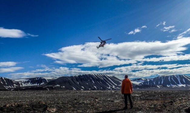 Ekspedycja Kajakowa dookoła Północnego Spitsbergenu