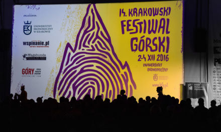 14 Krakowski Festiwal Górski – relacja Zabakcylowanych
