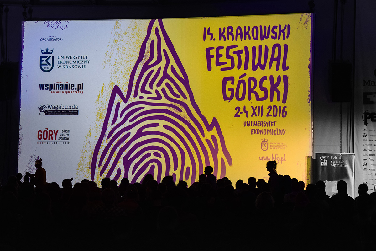 14. Krakowski Festiwal Górski (zdj. A. D. Janik - Zabakcylowani.PL)