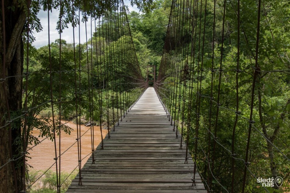 Most w Parku Mae Chariam