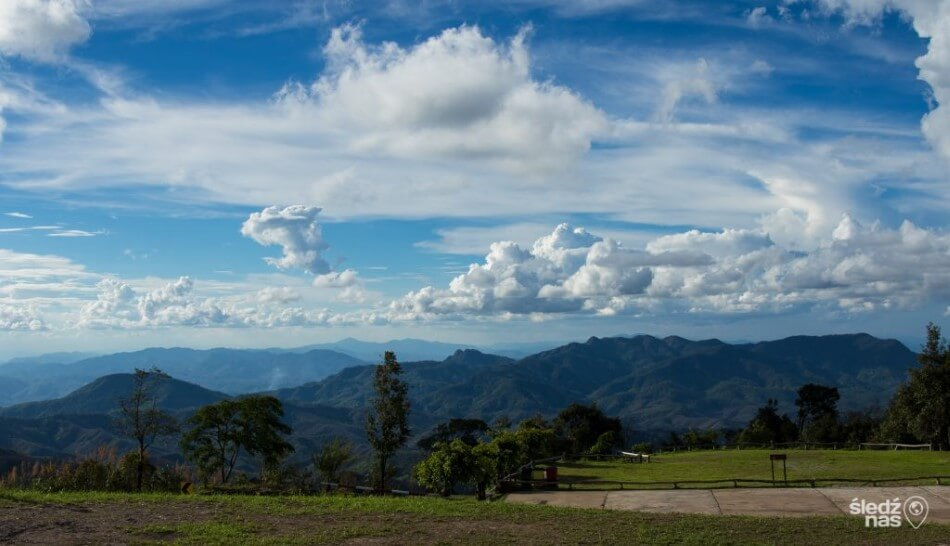 Park Narodowy Khun Sathan - Płn. Tajlandia
