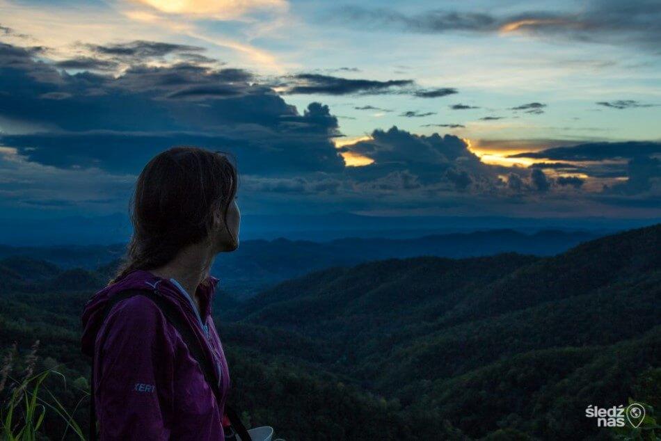 Niesamowite widoki w Parkach Północnej Tajlandii