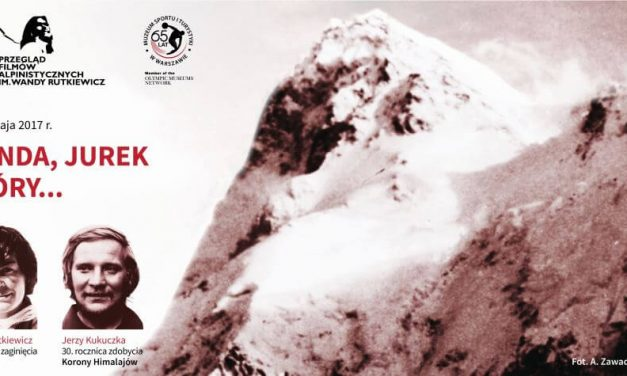 XXIV Przegląd Filmów Alpinistycznych im Wandy Rutkiewicz w Warszawie