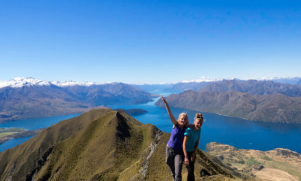 Nowa Zelandia Autostopem – Campingi, Couchsurfing… • Poradnik
