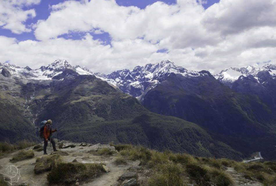 Najpiękniejsze miejsca w Nowej Zelandii - Routeburn Track (Great Walk)
