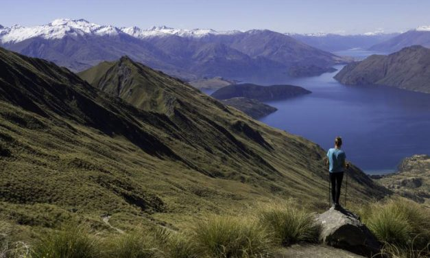 TOP 6 Najpiękniejszych Miejsc w Nowej Zelandii