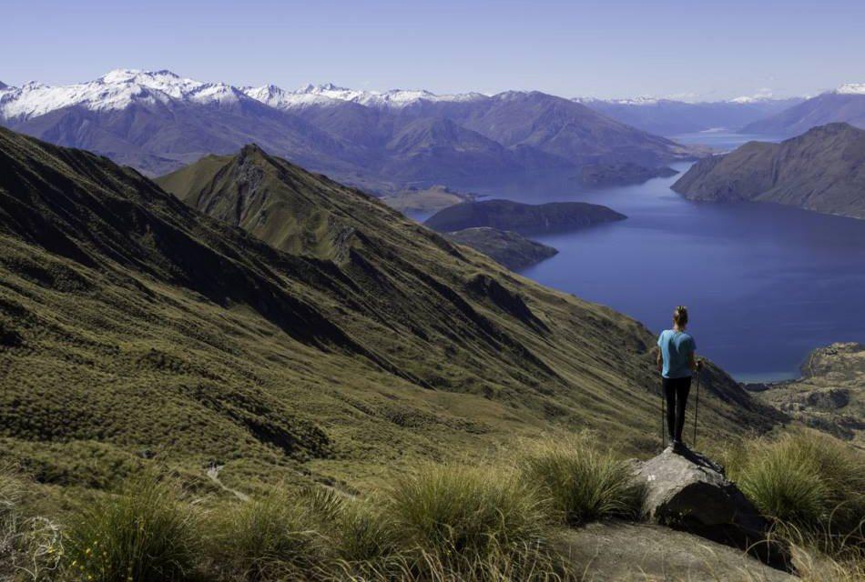 Najpiękniejsze miejsca w Nowej Zelandii - Roys Peak (Wanaka)