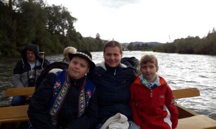Dziennik #1.6 – Pieniński Park Narodowy jesienią – Dzika Odyseja rodziny Cieślaków