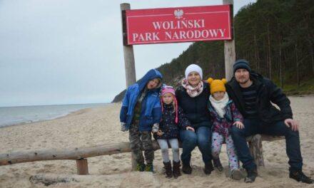 DZIENNIK #6.1 Woliński Park Narodowy – Dzika Odyseja rodziny Banysiów