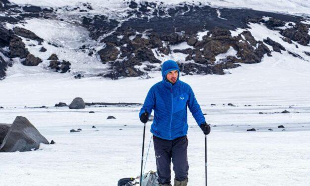 Plany na nowy rok? Przejść 1080 km w górach. Rozmowa z Łukaszem Superganem.