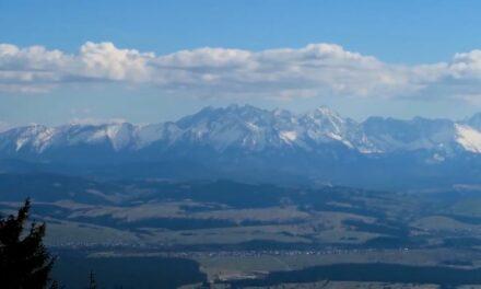Gorce – Samotna noc na szczycie góry. Dzika Polska VII