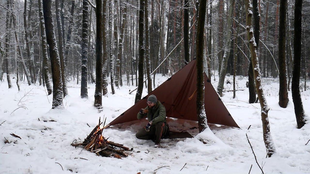Pierwszy zimowy biwak - jak się przygotować